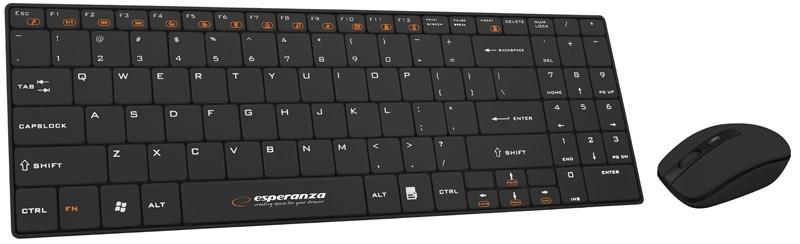 zestaw-bezprzewodowy-klawiatura-slim-mysz-24-ghz-ek122k-liberty-czarny