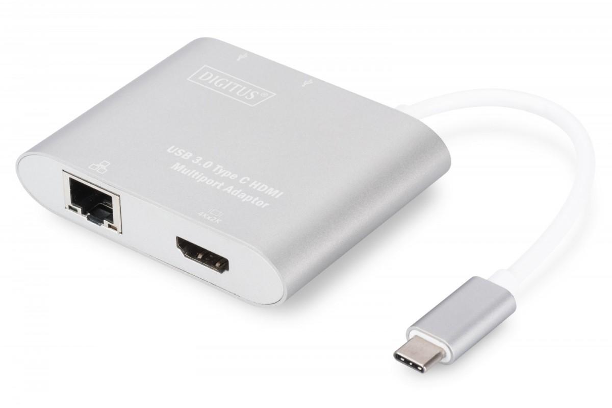multi-adapter-hdmi-4k-30hz-uhd-rj45-gigabit-ethernet-2x-usb-3-0-na-usb-typ-c-srebrny-aluminiowy