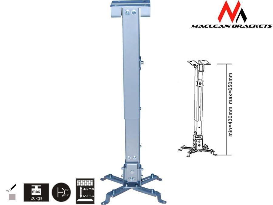 mc-581s-sufitowy-uchwyt-do-projektora-43-65-cm-20kg