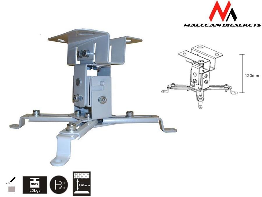 mc-582-sufitowy-uchwyt-do-projektora-12cm-20kg